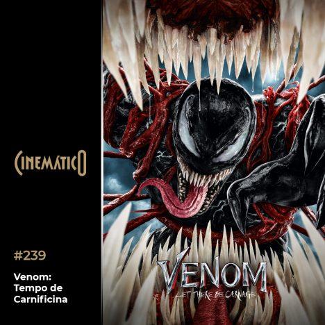 Capa - Venom: Tempo de Carnificina