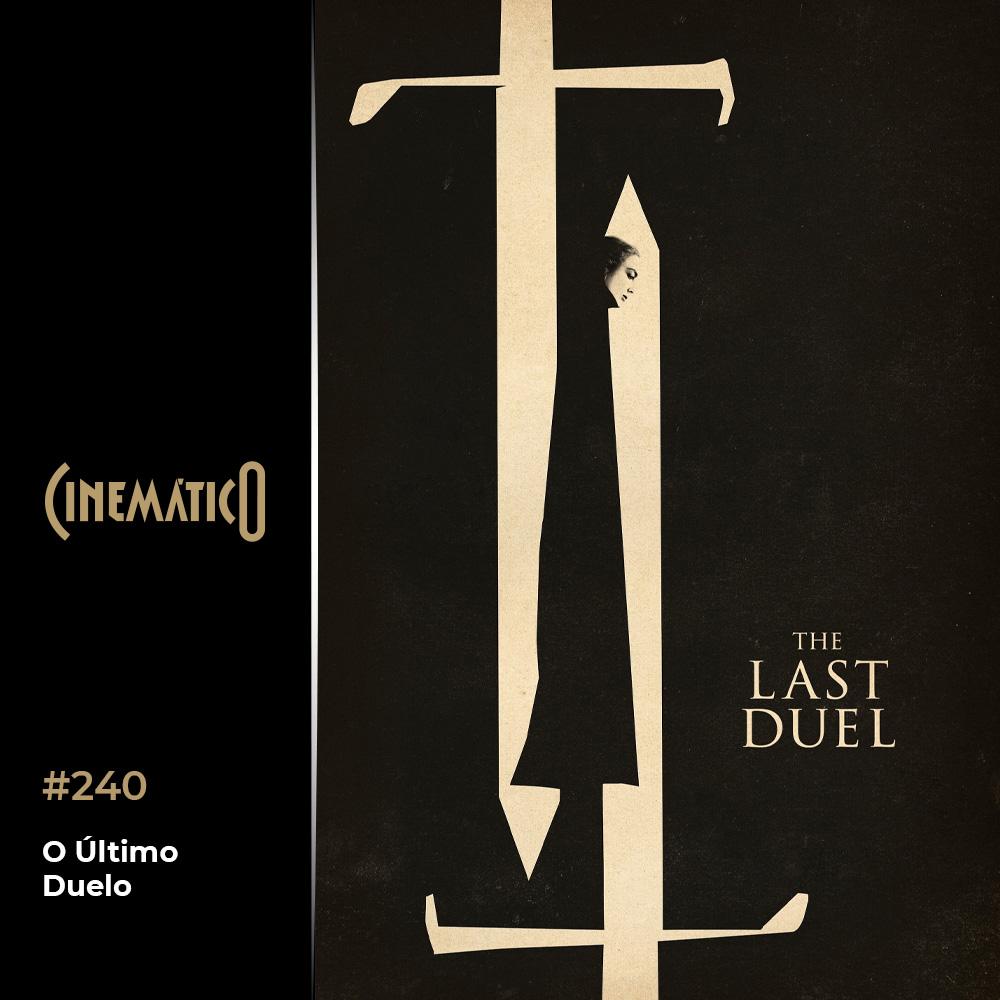 Capa - O Último Duelo