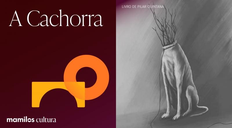 """Mamilos Cultura 43: Livro """"A Cachorra"""" – Maternidade e Violência"""