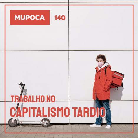 Capa - Trabalho no Capitalismo Tardio